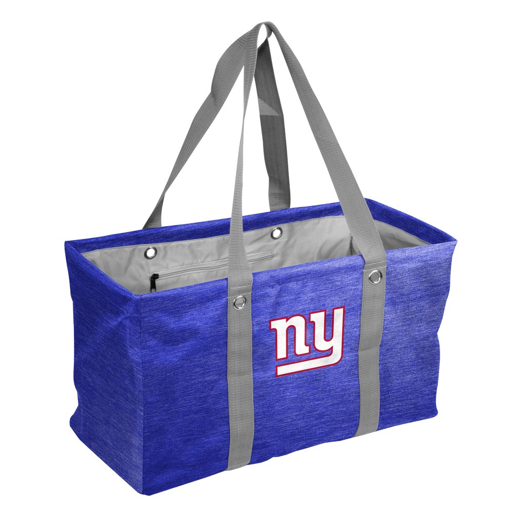 NFL New York Giants Crosshatch Picnic Caddy