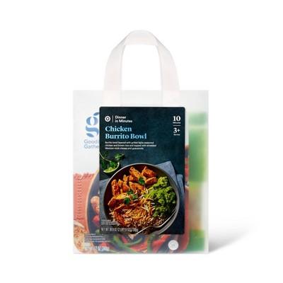 Chicken Burrito Bowl Meal Bag - 38.8oz
