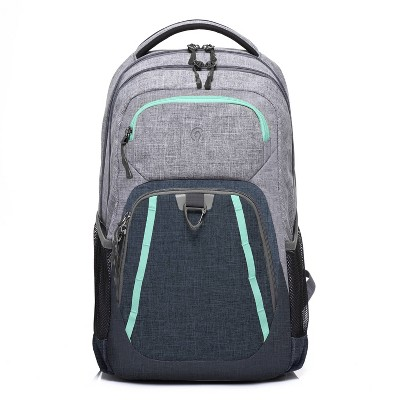 "C9 Champion® 18.5"" Double Up Backpack - Castle Rock Gray"