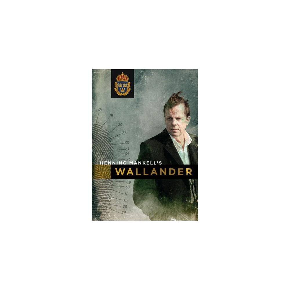 Henning Mankell S Wallander Dvd 2012
