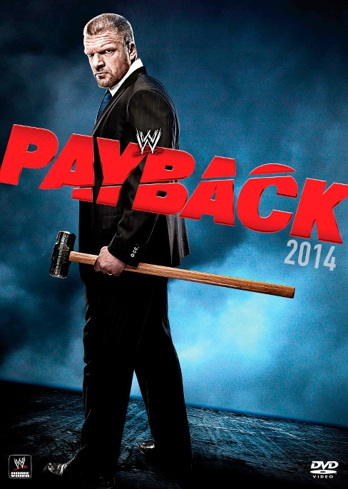 Payback 2014 (DVD) - image 1 of 1