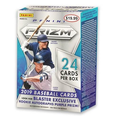 2019 Mlb Prizm Baseball Trading Card Blaster Box