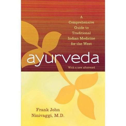 Ayurveda - by  Frank John Ninivaggi (Paperback) - image 1 of 1