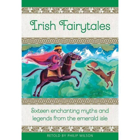 Irish Fairy Tales - (Hardcover) - image 1 of 1