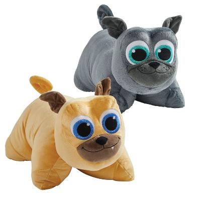 "16"" Disney Junior Puppy Dog Pals Bingo & Rolly Plush Combo - Pillow Pets"