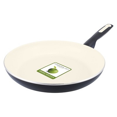 GreenPan Rio 12  Ceramic Non-Stick Frying Pan Black