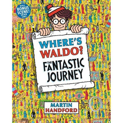 Where's Waldo? the Fantastic Journey - by Martin Handford (Paperback)