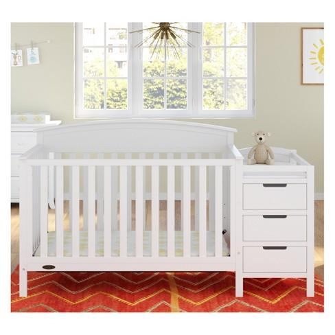 Graco Benton 4 In 1 Convertible Crib And Changer Target