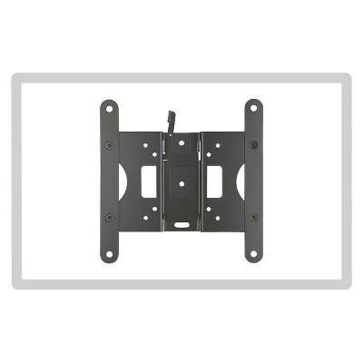 """Small Tilting Wall Mount for 13-32"""" TVs - Black (STWM)"""