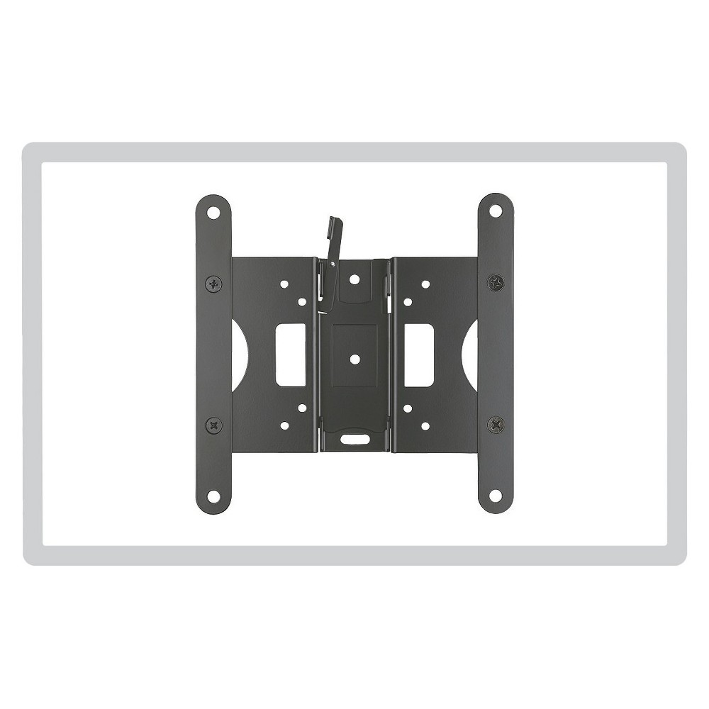 Small Tilting Wall Mount for 13-32 TVs - Black (Stwm)