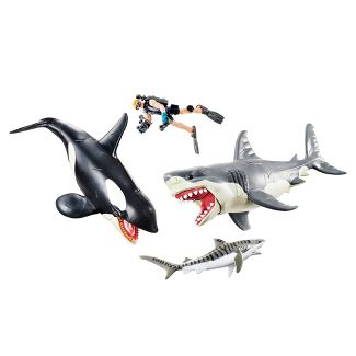Animal Planet Mega Shark and Orca Encounter