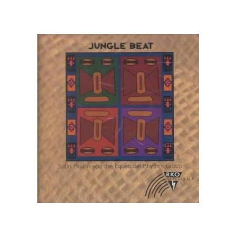 Subri Moulin - Jungle Beat (CD) - image 1 of 1