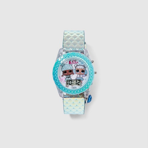 Girls' L.O.L. Surprise! Watch - Blue - image 1 of 2