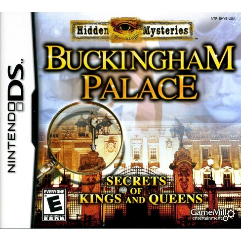 Hidden Mysteries Buckingham Palace Secrets of Kings and Queens PRE-OWNED Nintendo DS - image 1 of 1