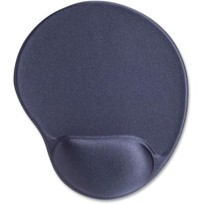 "Compucessory Gel Mouse Pad Wrist Rest 9""x10""x1"" Gray 45163"