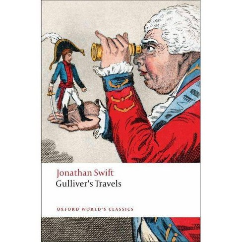 Gulliver's Travels - (Oxford World's Classics (Paperback)) by  Jonathan Swift (Paperback) - image 1 of 1