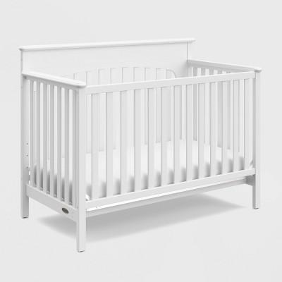 Graco® Lauren 4-in-1 Convertible Crib - White