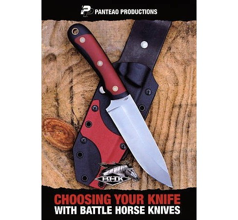 Choosing Your Knife With Battle Horse (Blu-ray) - image 1 of 1
