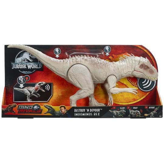 Jurassic World Dino Rivals Destroy 'n Devour Indominus Rex image number null