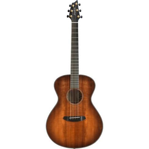 Breedlove Oregon Concert Bourbon Acoustic-Electric Guitar - image 1 of 3