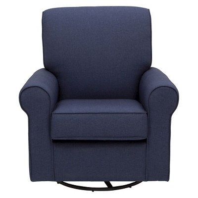 Delta Children Avery Nursery Glider Swivel Rocker Chair