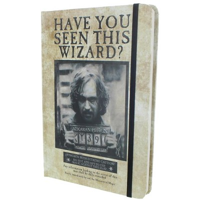 Seven20 Harry Potter Wanted: Have You Seen This Wizard Journal