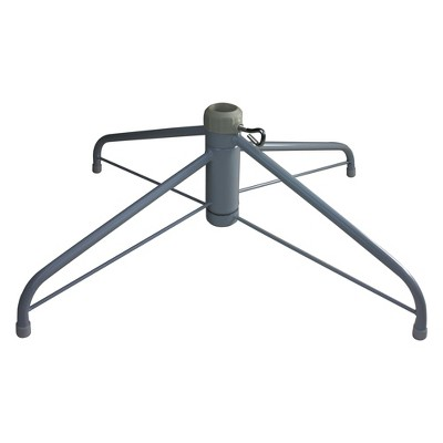 Northlight Green Metal Christmas Tree Stand for 9'-10' Artificial Trees