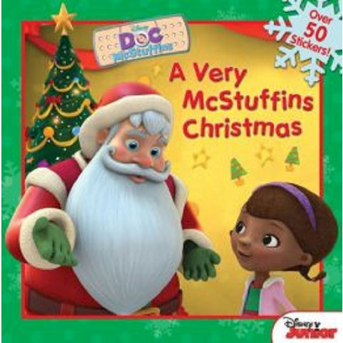 a very mcstuffins christmas doc mcstuffins paperback by sheila sweeny higginson