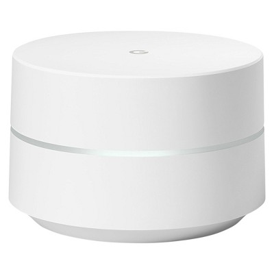 Google Wifi System (Single WiFi Point)Router Replacement For Whole Home Coverage - White
