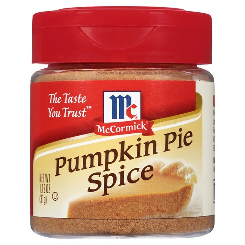 McCormick Pumpkin Pie Spice 1.12 oz - image 1 of 5