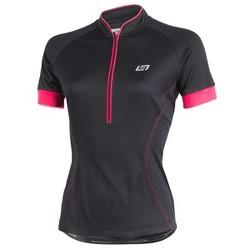 Bellwether Venus Women/'s Road Cycling Jersey Black//Fuchsia XL