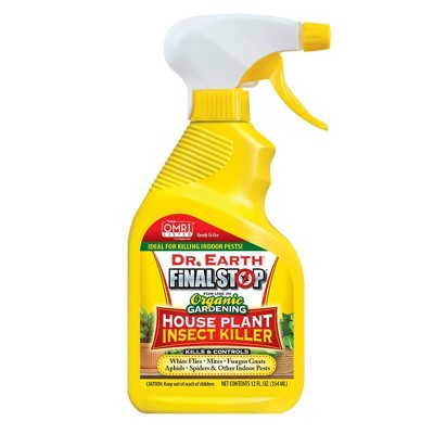 Dr Earth House Plant Insecticide - 12oz