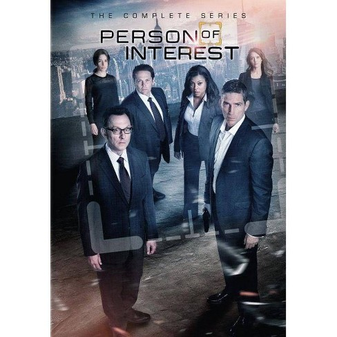 Person of Interest: The Complete Series (DVD) - image 1 of 1