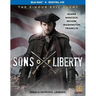 Sons of Liberty (Blu-ray)(2015)