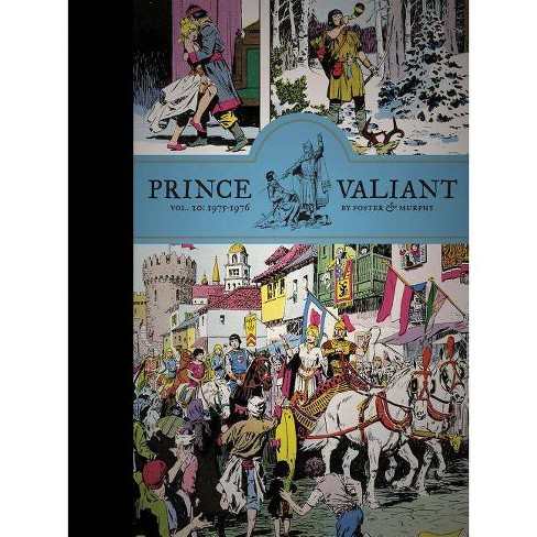 Prince Valiant Vol. 20: 1975-1976 - by  John Cullen Murphy & Hal Foster (Hardcover) - image 1 of 1