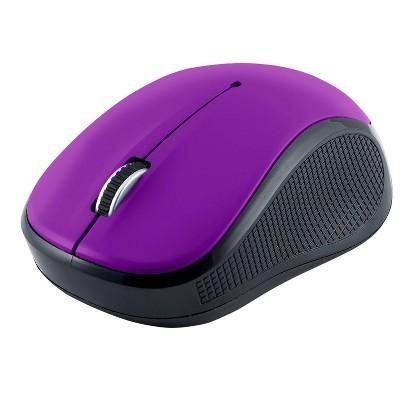 Power Gear Wireless Mouse - Purple