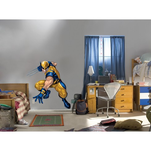 "Fathead X-Men Wolverine Wall Décor - 51Lx47W"" - image 1 of 1"