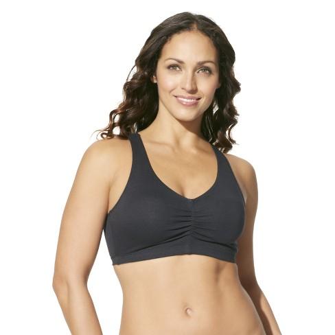 2a8ef8d64e38c Hanes® Women s ComfortFlex Fit® Stretch Cotton Sport Bra H570 2-Pack    Target