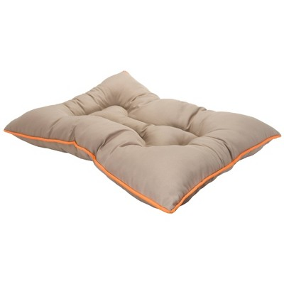 Precious Tails Water and Chew Resistant Bone Tufted Crate Dog Mat - Khaki