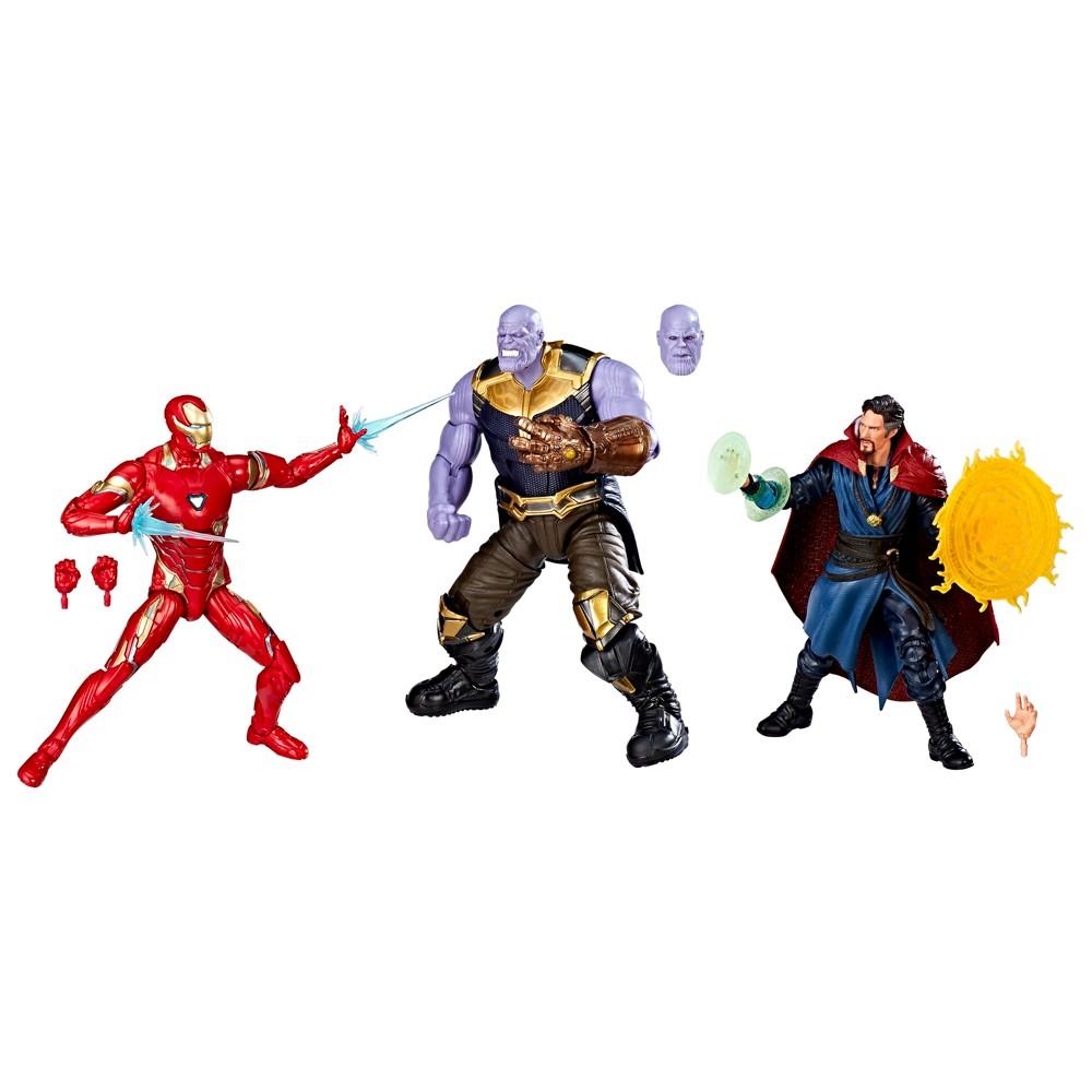 Marvel Studios: The First Ten Years Avengers: Infinity War Figure 3pk