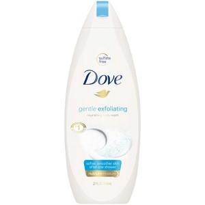 Dove Gentle Exfoliating Body Wash 22 oz