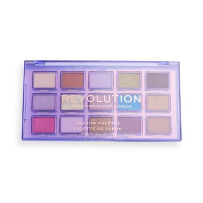 Makeup Revolution Reflective Eyeshadow Palette - 2.11oz