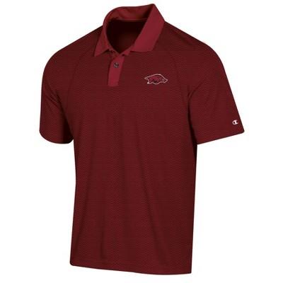 NCAA Arkansas Razorbacks Men's Polo Shirt