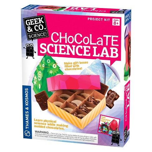 Thames & Kosmos Chocolate Science Lab - image 1 of 6