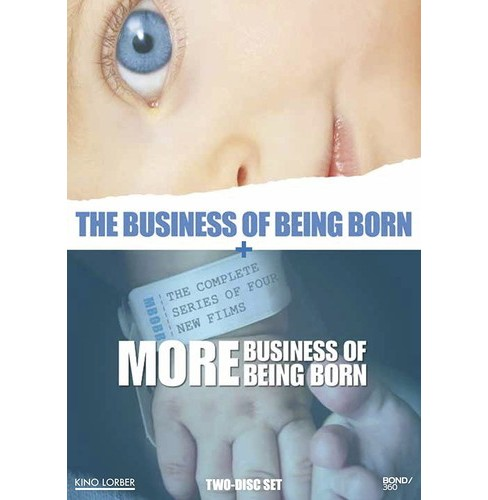Business Of Being Born (DVD) - image 1 of 1