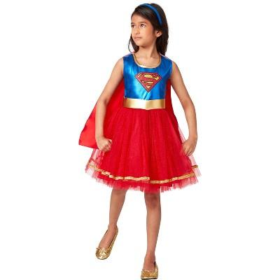 Kids' DC Comics Supergirl Classic Halloween Costume