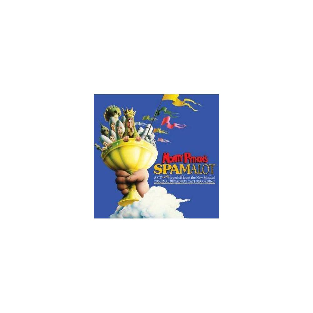 Soundtrack Monty Python S Spamalot Oc Cd