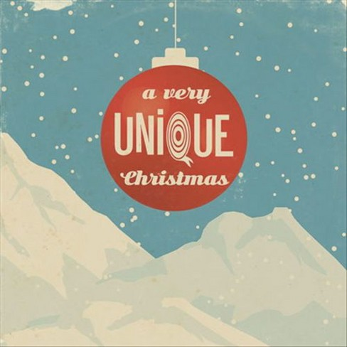 Various - Very unique christmas (CD) - image 1 of 1