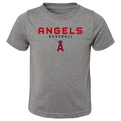 MLB Los Angeles Angels Boys' Performance T-Shirt