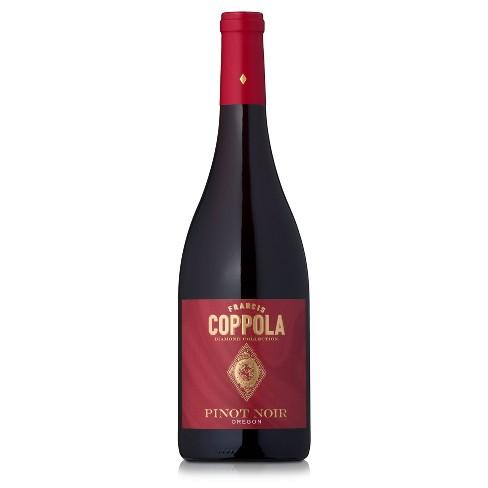 Francis Coppola Diamond Oregon Pinot Noir Red Wine - 750ml Bottle - image 1 of 3